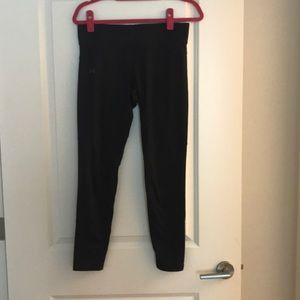Navy Blue Under Armour Workout Pants